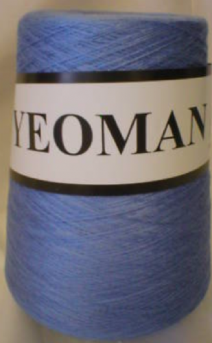 Yeoman Supersheen Acrylic Yarn Knitting Machine AZURE Y188.931